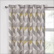 White Curtains With Blue Pattern Interiors Magnificent Blue Gray Curtains White Curtains With