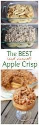 taste of home recipes for thanksgiving apple crisp tastes better from scratch