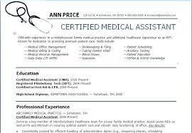 resume exles for high students bsbax price administrative medical assistant resume
