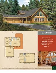 Keystone Floor Plans by Floor Plans U2013 Minnesota River Valley Log Homes
