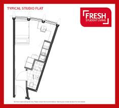 cardiff residence floor plan student accommodation near bournemouth university mercury house