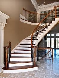 7 best stair rail from main to lower level images on pinterest