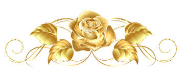 gold flowers gold flower pictures beautiful clipart gold flower pencil and in