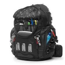 Amazoncom Oakley Kitchen Sink Backpack Black One Size Clothing - Kitchen sink bag