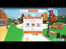 roblox design it thanksgiving event