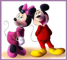mickey minnie mouse kicsterash deviantart
