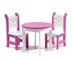 american doll table and chairs fun with dolls com 18 inch doll furniture fits american dolls