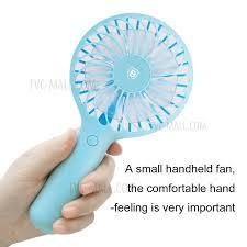 handheld fan baseus portable 3 speed fan usb handheld rechargeable cooling fan