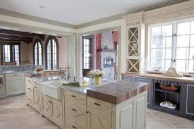 marvelous countertops long island french country kitchen in