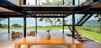 Eco Friendly Interior Design Beautiful Eco Friendly House In Costa Rica Boasts Breathtaking