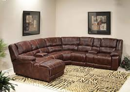 Apartment Sectional Sofa by Leather Chaise Sectional Sofa 2 Piece Apartment Reclining Sofa