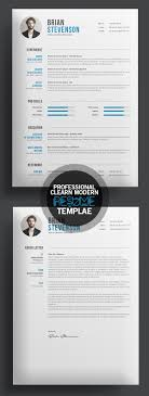 best resume templates 50 best resume templates for 2018 design graphic design junction