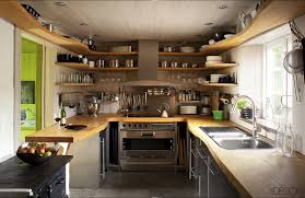Home Design For Village by 50 Small Kitchen Design Ideas Decorating Tiny Kitchens Throughout