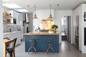 Copper Tile Backsplash For Kitchen - 20 copper backsplash ideas that add glitter and glam to your