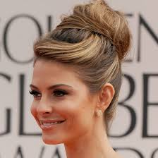 hairstyle for evening event hair and fashion glam report golden globes 2012