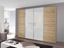 Schlafzimmerschrank Schiebet En Kleiderschrank Syncrono Von Rauch Schwebetürenschrank Glastüren