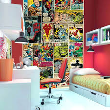 bedroom ideas fascinating kids roomwonderful superhero marvel