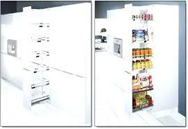 rangement coulissant meuble cuisine meuble colonne rangement cuisine colonne de rangement cuisine