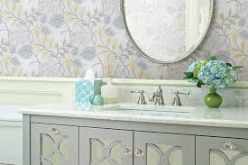wallpaper designs for bathrooms bathroom wallpaper ideas