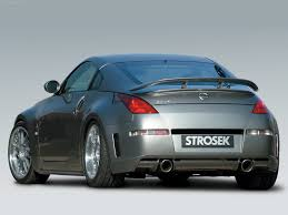 nissan 350z rear bumper strosek nissan 350z 2006 picture 4 of 8