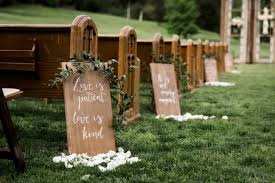 sayings for wedding signs the best 20 wedding aisle signs