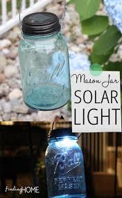 Solar Light Ideas by 10 Gorgeous Outdoor Lighting Ideas Nifty Diys