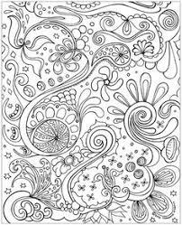 la sabana salvaje zentangle mandala doodles
