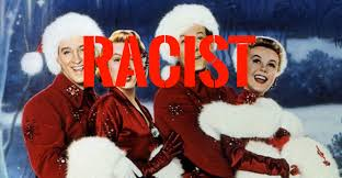 white christmas left has white christmas song now