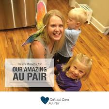 Cultural Care Au Pair Nordics - Au pair family room