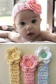 headband baby crochet baby headband patterns and easy tutorial