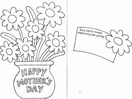 mother s day coloring sheet special greeting card for on mothers day coloring page