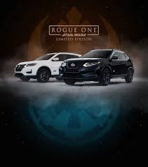 nissan rogue exterior 2017 nissan rogue rogue one star wars limited edition tim dahle