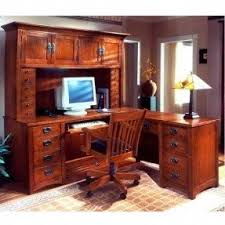 L Shaped Desk Left Return Oak L Shaped Desk Foter