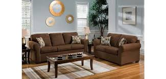 Microfiber Sofa Sleeper 1640s Simmons Chocolate Microfiber Sofas Set Optional Sofa Bed