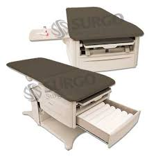 massage table with stirrups brewer flex power exam table includes stirrups gun metal