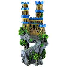 blue ribbon pet products environments castle