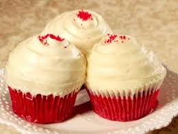 red velvet cupcakes with cream cheese frosting recipe paula deen