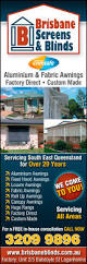 Awnings Blinds Direct Brisbane Screens U0026 Blinds Awnings Unit 2 5 Babdoyle St