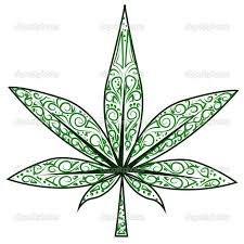 9 best cool weed tattoo stencils images on pinterest leaf