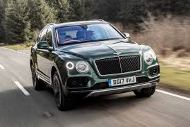green bentley bentley bentayga diesel review continent crossing comfort comes