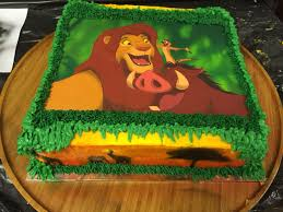 lion king sheet cake sindy u0027s cakes pinterest birthdays and