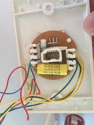 old telephone jack to new telephone jack wiring help