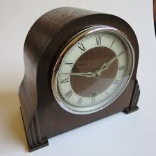 Mantle Clock Kits 1950s Smiths Sectricb Electric Clock Vintage Mantel Clock Sec