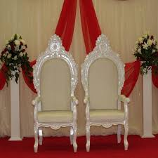 indian wedding chairs for and groom enchanted weddings events bristol and groom throne
