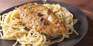 Chicken Piccata Cooking Light Best Garlicky Chicken Piccata Recipe How To Make Garlicky