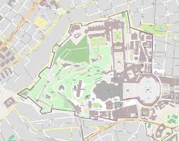 Where Is The Vatican City Located On A World Map by Inside Vatican City And The Renaissance Architecture Of The Holy