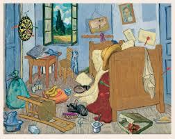 Chambre De Gogh - franc falar la vraie histoire de la chambre de gogh
