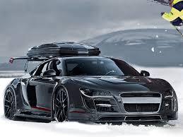 Audi R8 All Black - audi r8 ppi razor gtr 10 dudes news