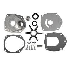 water pump repair kit mercury mariner 817275a08 18 3406