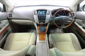 lexus harrier 2005 2004 toyota harrier ii u2013 pictures information and specs auto